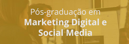 Master em Marketing Digital e Social Media